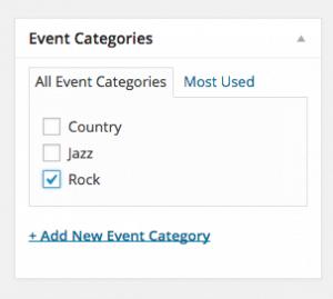 KB-Event-Categories