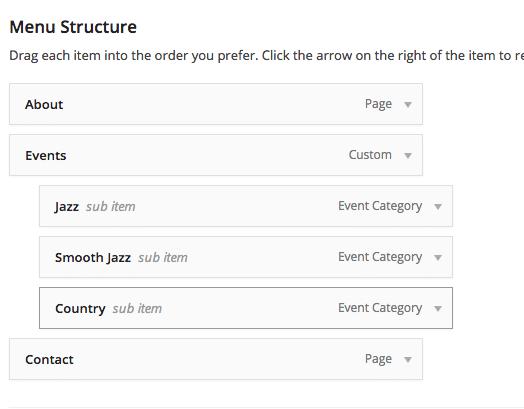 KB-build-event-category-menus